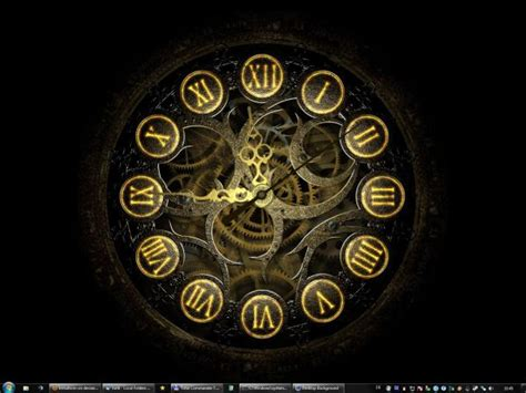 clock themes for laptop animated clock for pog watch by imladhrim on deviantart