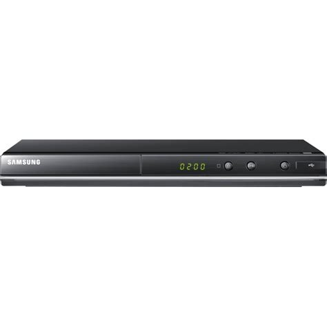 Samsung Dvd Player by Samsung Dvd D530 1080p Upscaling Multi Region Dvd D530 B H