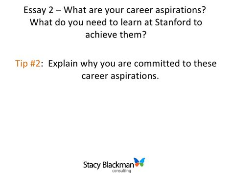 What Matters Most To You And Why Stanford Sample Essay Stanford Mba Essay Questions