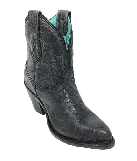 corral womans boots corral s distressed black ankle boots ebay