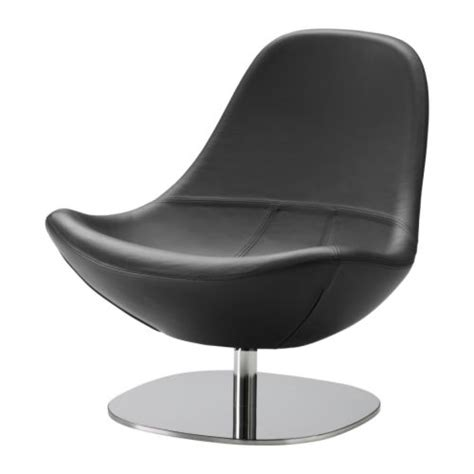 swivel armchair ikea ikea tirup leather swivel chair chairblog eu