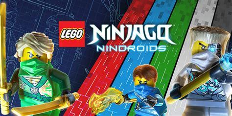 lego ninjago nindroids nintendo ds games nintendo