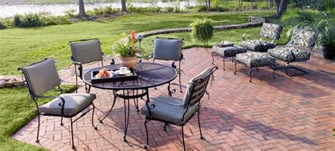 building paver patio 20 charming brick patio designs