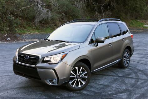 2017 Subaru Forester Reviews by 2017 Subaru Forester 2 0xt Touring Review Digital Trends