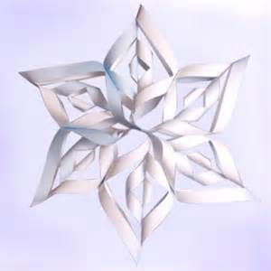 3d snowflake template snowflake crafts ballerinas and wars