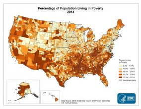 Map Us Poverty Images Map Of Us Poverty Censusscope - Us poverty map 2014