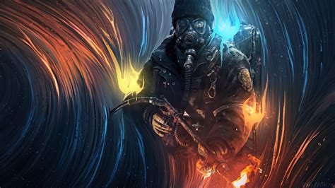 game wallpaper deviantart tom clancy the division wallpaper by matrix2525 on