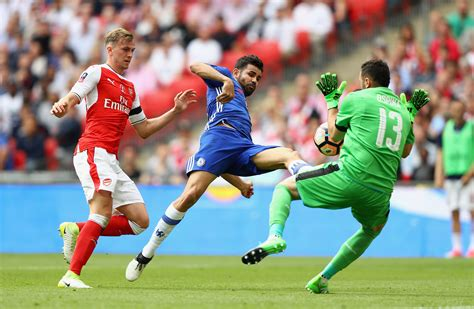 arsenal vs chelsea 2017 arsenal vs chelsea player ratings magnificent