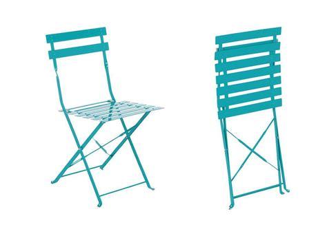 chaise de jardin hesperide chaise de jardin en m 233 tal pliante camargue hesp 233 ride