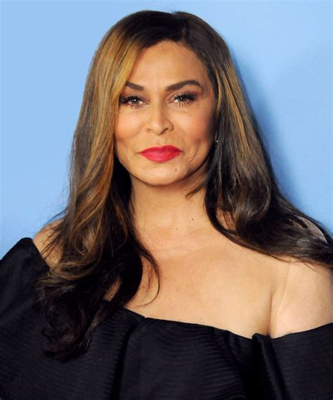 tina knowles hairstyles tina knowles dishes on beyonce s push party instyle com