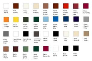 spray paint color chart rustoleum spray paint colors chart chart