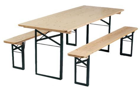 Table Banc Brasserie by Tables Pliantes Et Bancs Pliants Tables Et Bancs