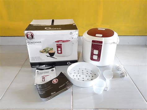 Rice Cooker Oxone oxone 3in1 rice cooker ox 820n 0821 7534 3388