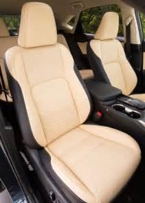 Lexus Seats 2015 Lexus Nx Luxury Package Front Interior Seats Photo 62