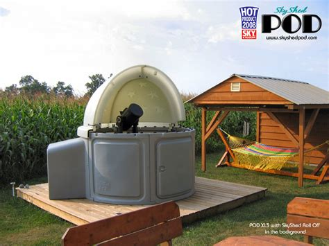 Backyard Observatory Backyard Astronomy Domes Page 4 Pics About Space
