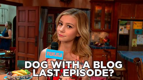 disney channel dog with a blog last episode youtube disney channel dog with a blog last episode youtube