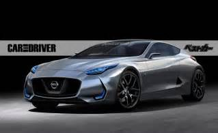 new nissan z car nissan z concept coming production car could reach 500