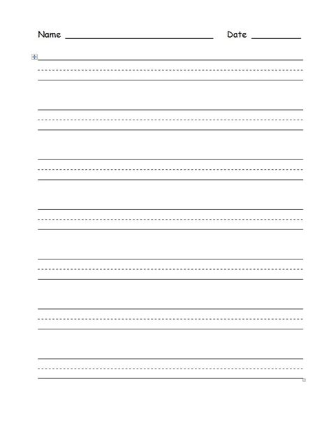handwriting paper template playbestonlinegames