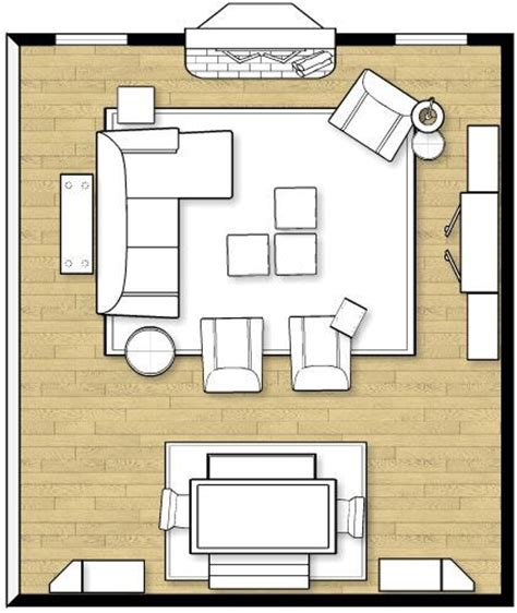 Square Living Room Floor Plans 25 Best Ideas About Living Room Layouts On