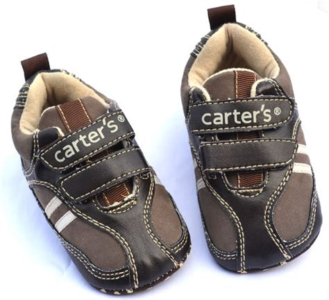brown new infants toddler baby boy walking shoes size