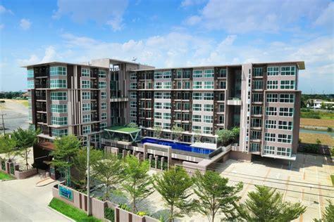 Apartment Floor Plan bangkok land double lake condominium