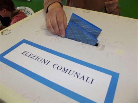 interno elezioni comunali la provincia san gennaro vesuviano tutte le liste