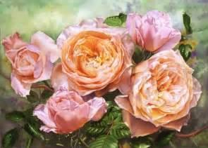 troilus david austin old english rose watercolor