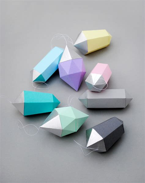 diy packaging templates paper gems new templates minieco