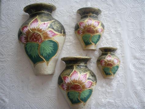 floreros bellos bellos jarrones para decorar tu pared floreros