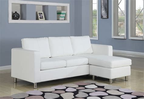 small white sofa white small sectional sleeper sofa chaise images 08