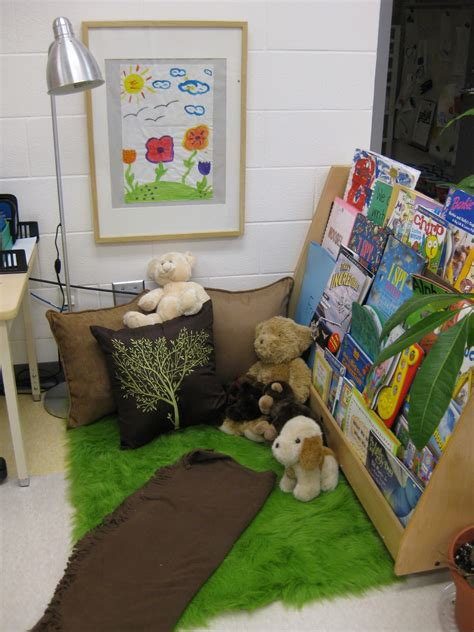 reading corner transforming our learning environment into a space of