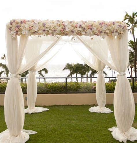 Wedding Ceremony Arch by Ceremony Decor Archives Weddings Romantique