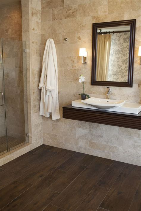 bathroom wood floors bathroom hardwood installing in faux tile floor grey painted wooden