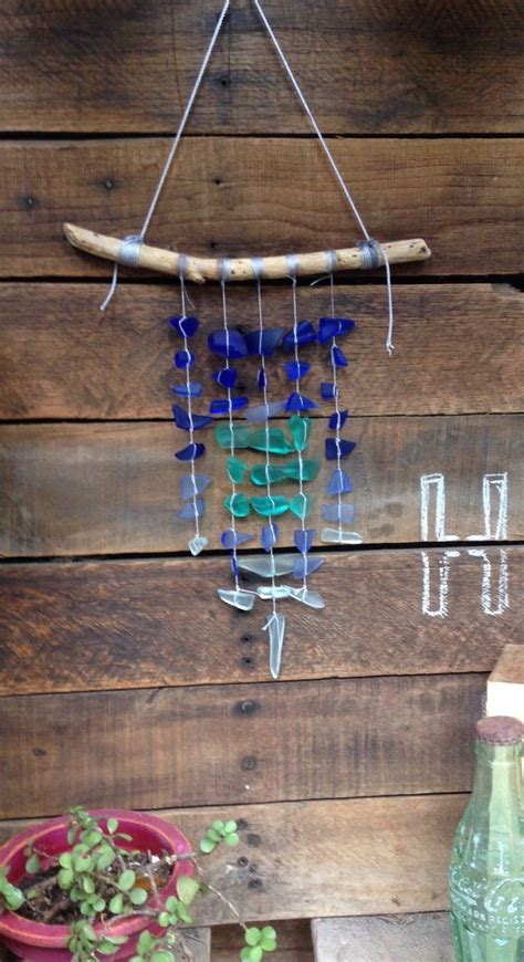 Handmade Glass Wind Chimes - 36 best windchimes and hangy things images on