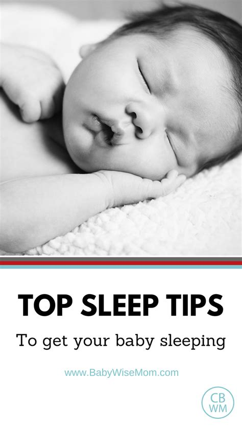 Tips On How To Get Baby To Sleep In Crib Top Sleep Tips To Get Your Baby Sleeping Chronicles Of A Babywise