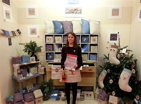 winning stands announced at country living christmas fair