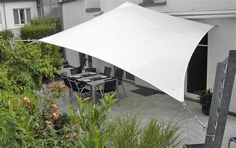 Sonnensegel Balkon Ikea by Sonnensegel F 252 R Terrasse Und Balkon Sch 214 Ner Wohnen