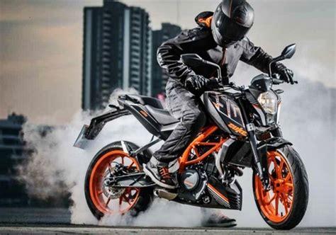 Duke Ktm India Ktm Duke 250 Rc 250 Exports Of Made In India Motorcycles