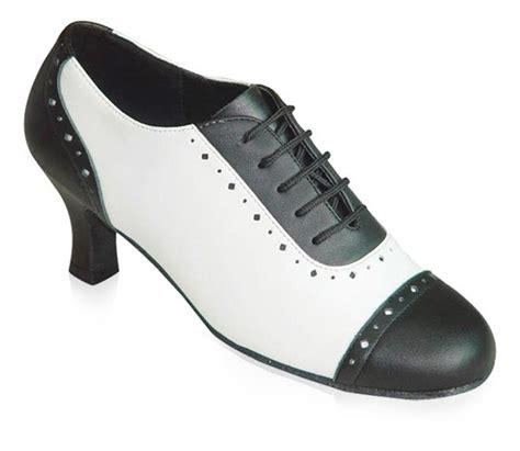 swing dance shoes online black whitel swing sj200701
