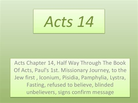 a journey through acts the 50 day bible challenge books acts 14 half way through the book of acts paul s 1st