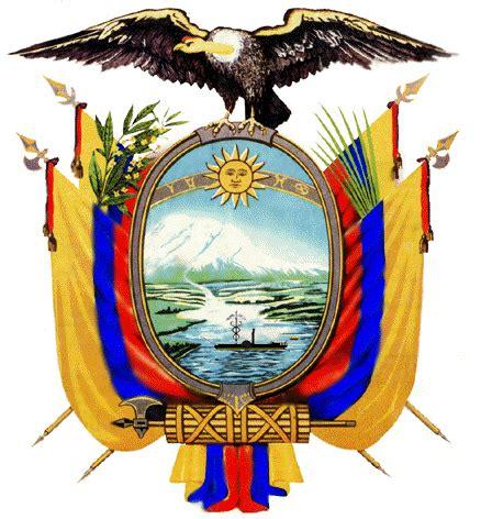 imagenes de simbolos que representan al ecuador puertas a la imaginaci 211 n d 237 a del escudo nacional del ecuador