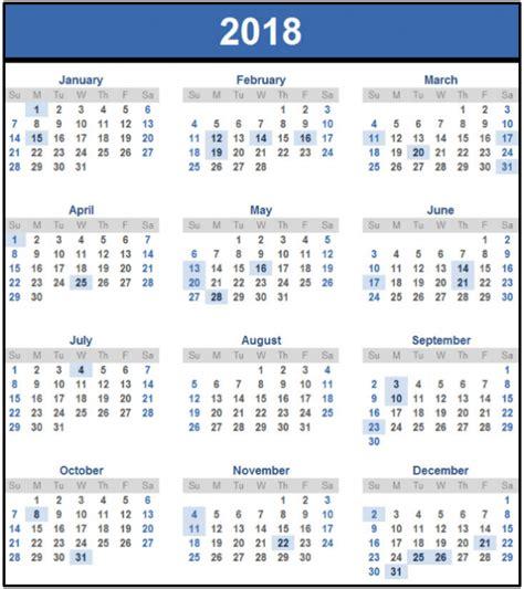2017 2018 calendar free printable two year pdf calendars