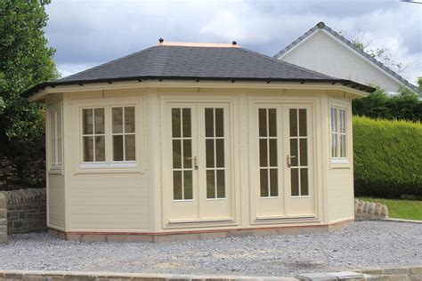 log cabins and garden rooms for sale custom built in
