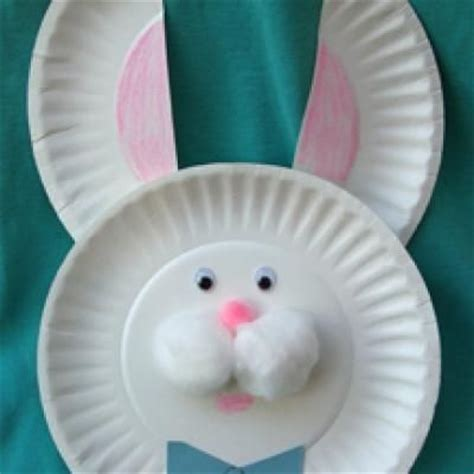 rabbit craft projects easter crafts for toddlers diy tutorials