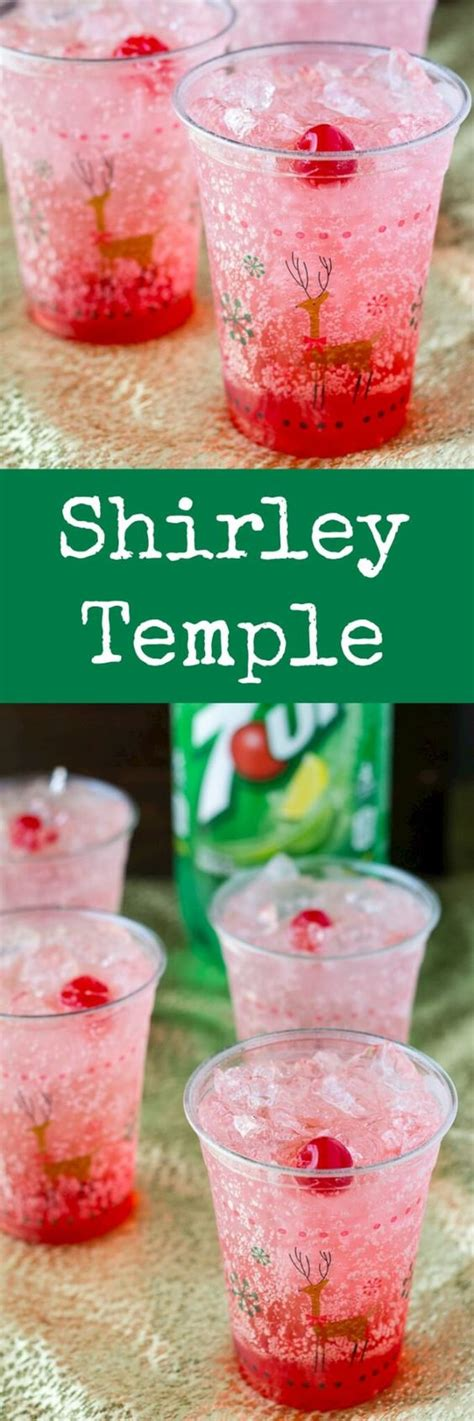 shirley temple recipe for kids pink drinks and dr who