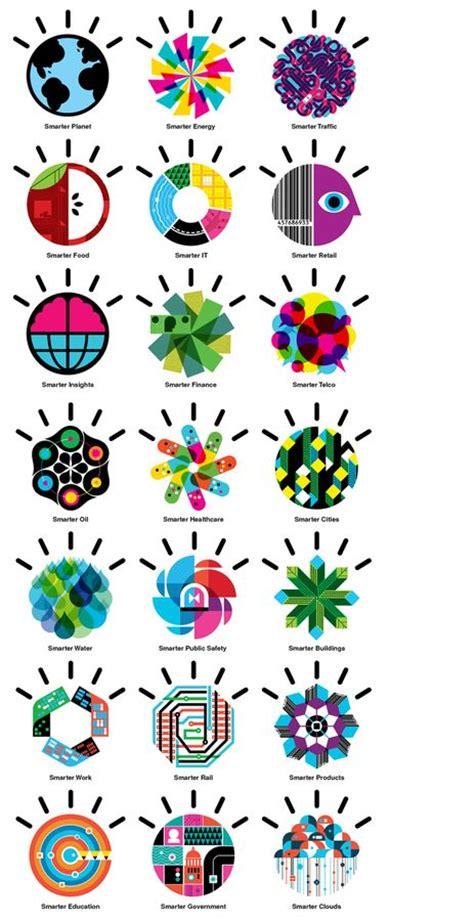 designspiration similar advertising ibm smarter planet icons designspiration