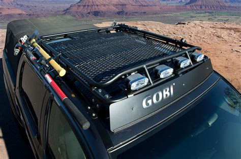 Toyota Tacoma Roof Racks by Roofs Gobi Roof Rack