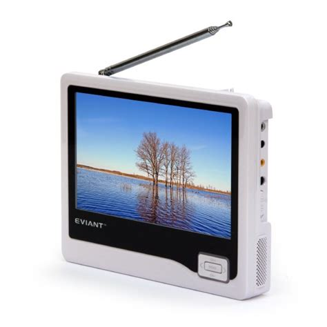 munwar portable digital television