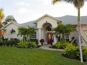 Florida Landscape Ideas Front Yard » Home Design