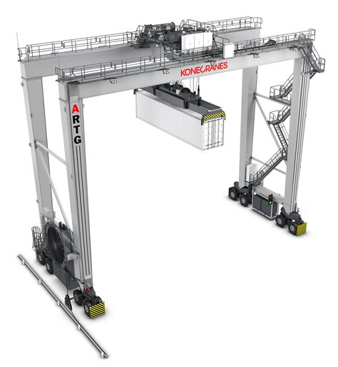 rubber sts of countries konecranes received order for automated rtg system and sts